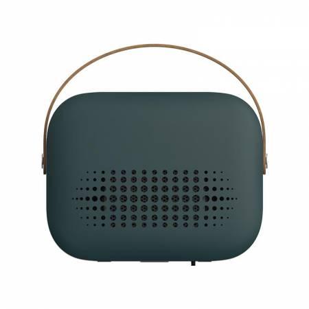 诗杭(SIAU)暖风机小太阳家用节能省电小型办公室取暖器·墨羽绿