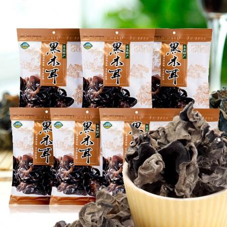 [品粒品味]东北山珍精选黑木耳150g*7袋