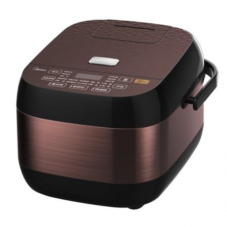 Midea美的 全智能匠银聚能厚釜纹理上盖电饭煲MB-RS5083 5L