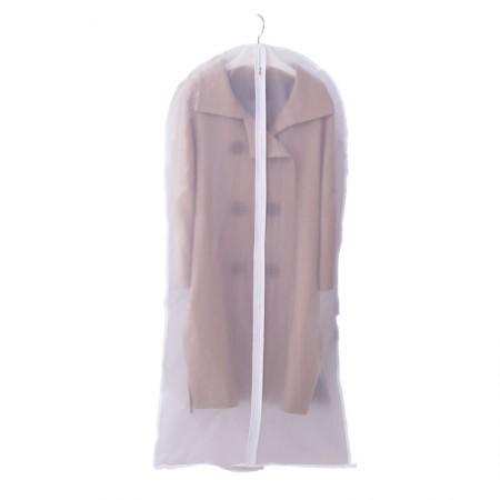 宝优妮 透明衣服防尘罩大号DQ9151-3(5只装)·白色