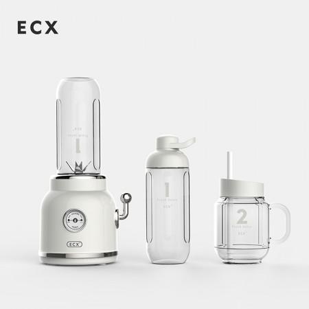 ECX 复古水果冰激凌碰碰机 YCXj01·白色