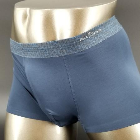 恒源祥Fazeya黑金纤维男士远红外抗菌内裤A1080·蓝/多色