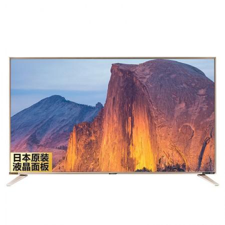 夏普(SHARP) 45英寸液晶平面电视机 LCD-45SF475A·金色