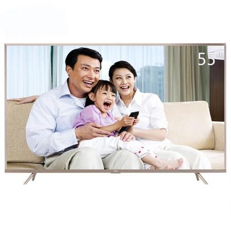 TCLL55P2-UD55英寸4K高清HDR21核安卓智能网络液晶电视