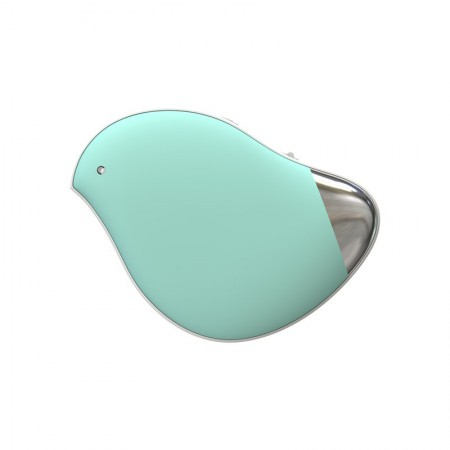 【暖手+按摩】三板斧 迷你USB充电式按摩暖手宝·蓝/多色